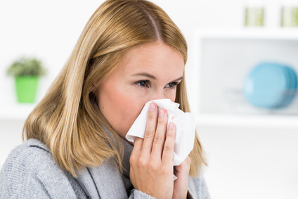 Erkältung durch Klimaanlage?