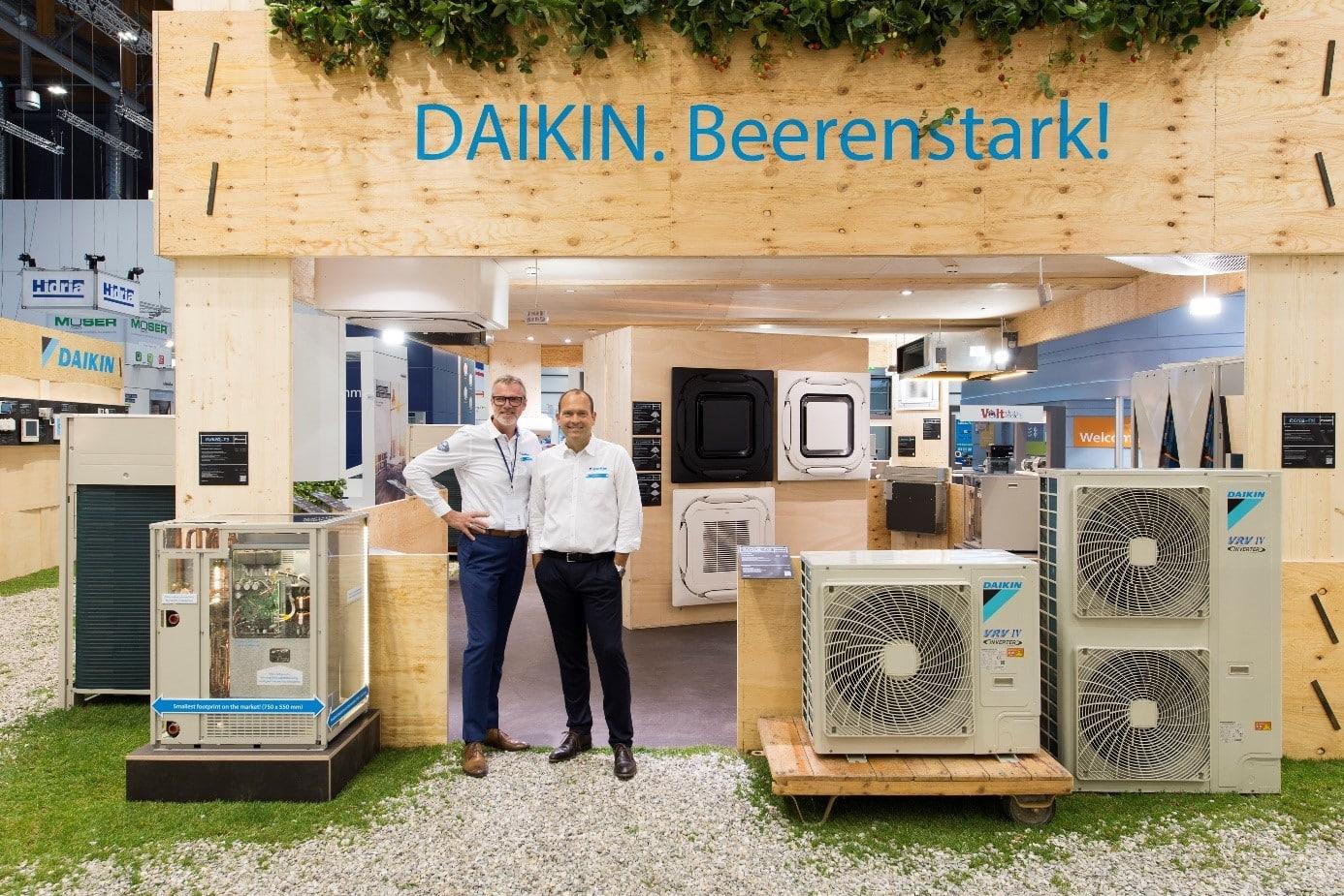 Mit DAIKIN Systemlösungen ökologisch verantwortungsvoll und unternehmerisch erfolgreich